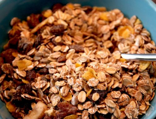 Céréales pour le petit déjeuner